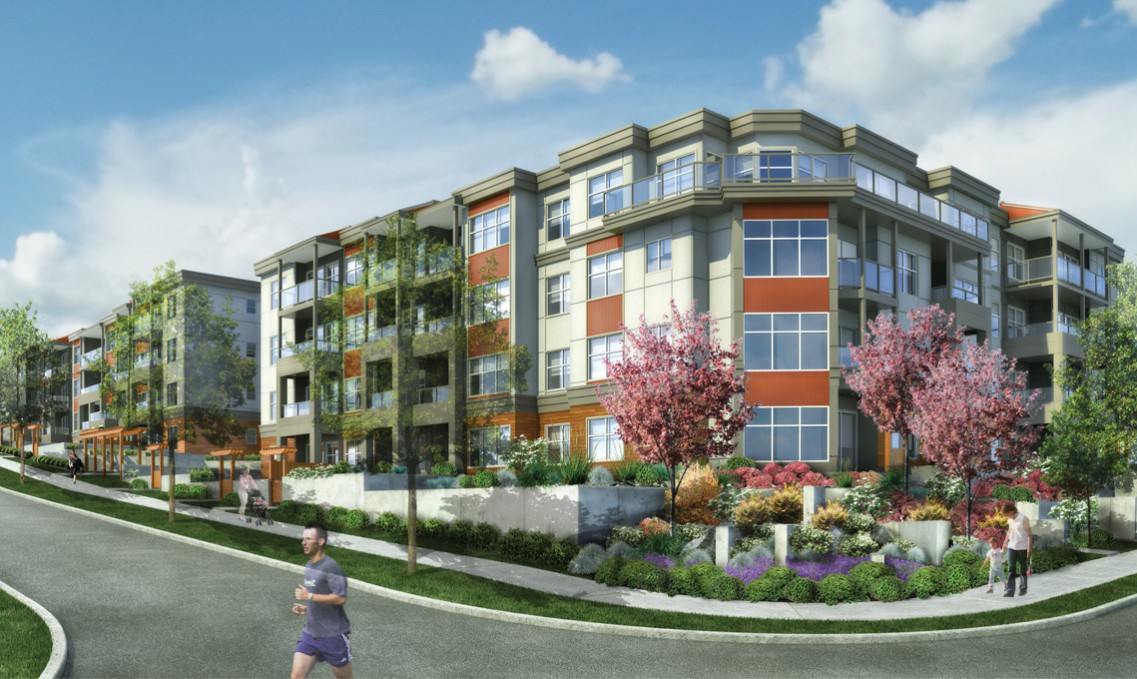 Location; About This Project; Floor Plans; Contact Sales